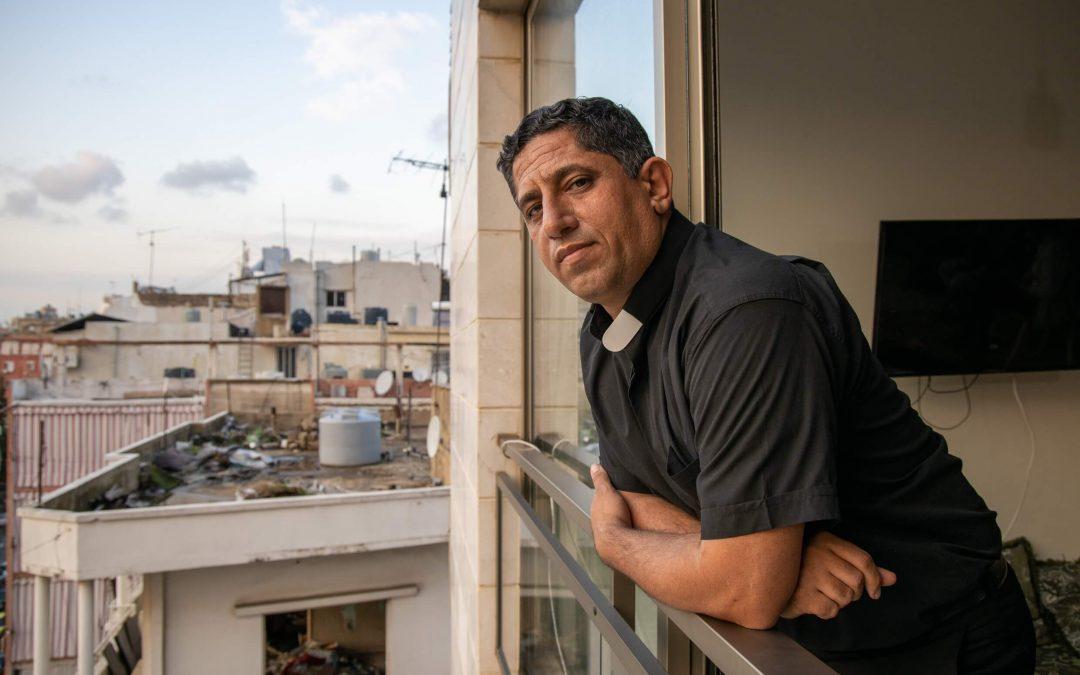 Tulisieluinen syyrialaispastori Nihad elää todeksi Apostolien tekoja