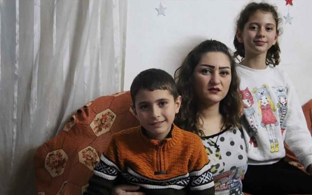 """Syyrialaisen Michelin perheen tarina – """"Kannoin leikkikonepistooliani terroristien ampumiseksi"""""""