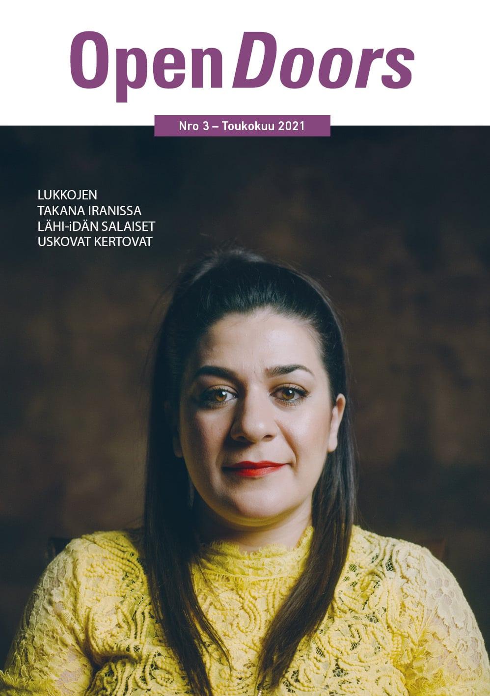 ODFI Lehti 2021 3 kansi