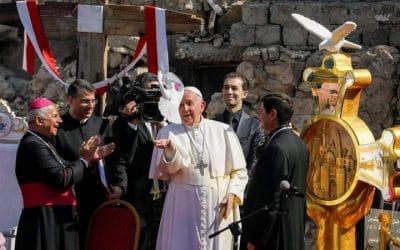 Paavin vierailu Irakissa toi Toivoa Lähi-itään ja tunnustusta Open Doorsin tukemalle työlle