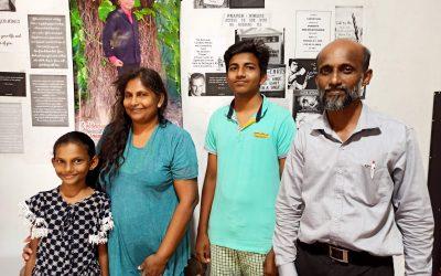 Sri Lankassa perheen trauma alkaa jo hellittää
