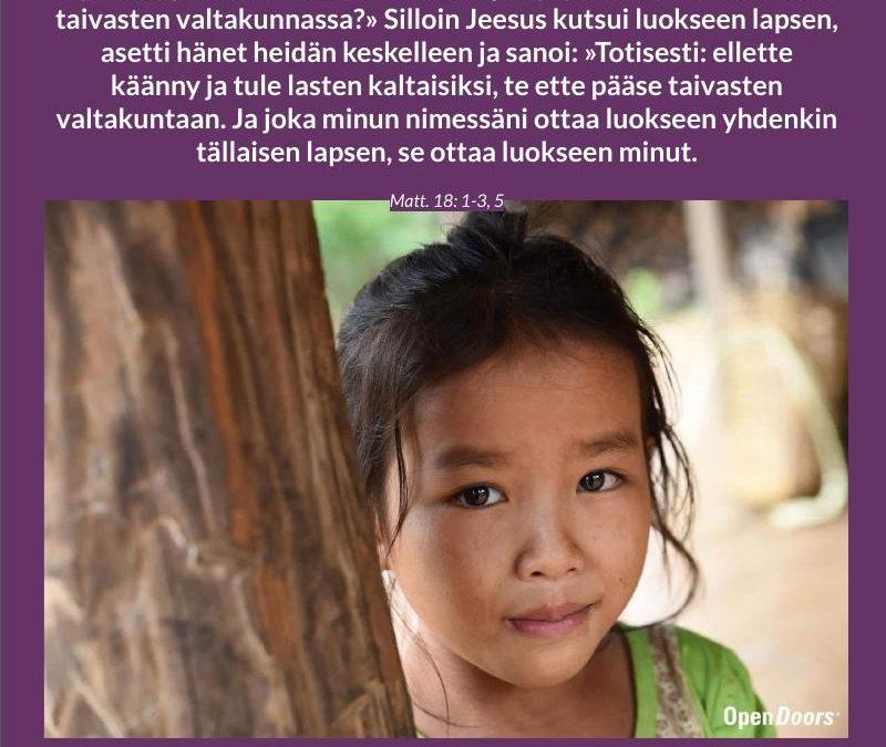 Vietnam/Laos rukous