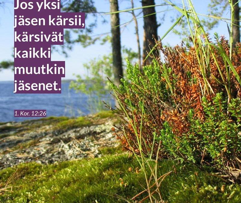 Suomi rukous