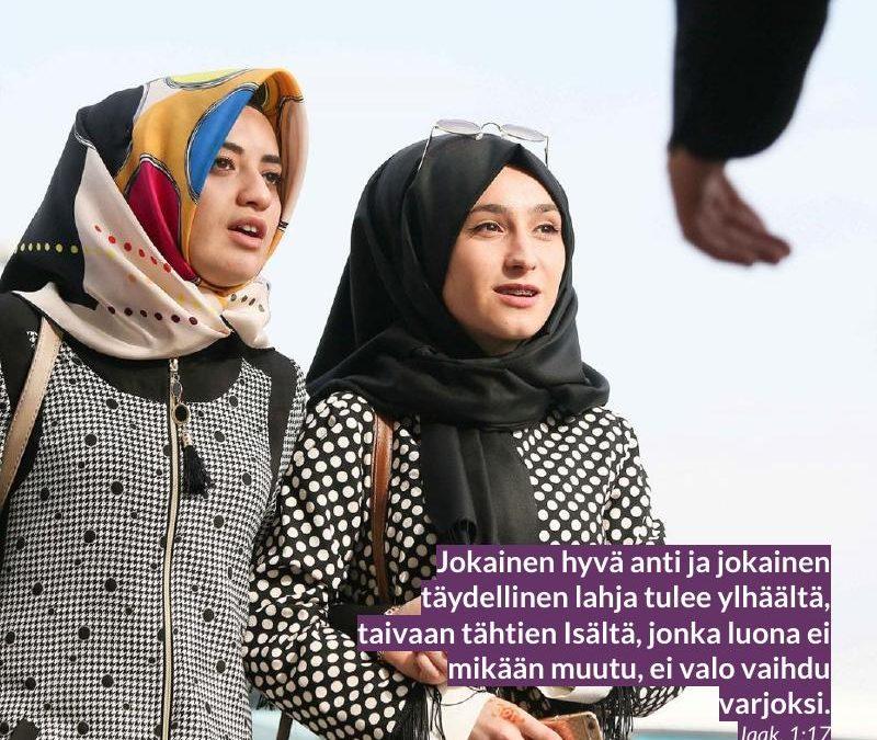Turkki rukous