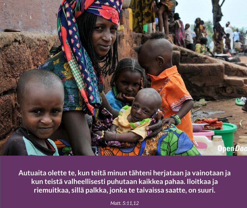 Somalia rukous