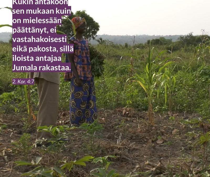 Kongon demokraattinen tasavalta rukous