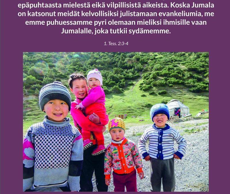 Kazakstan rukous