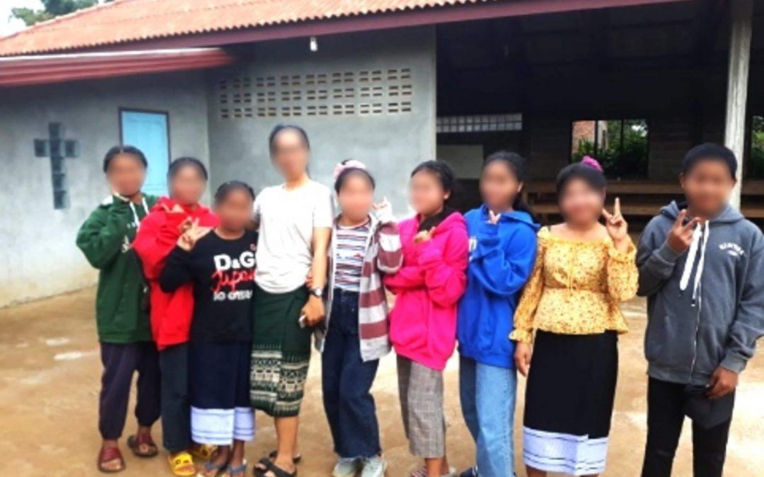 Lainvartijat lainrikkojina – teinityttö Soy, 14, koki Laosissa vankeuden ja uuden alun