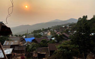 Usko korvasi oopiumin ja animismin Laosin vuoristoseudulla