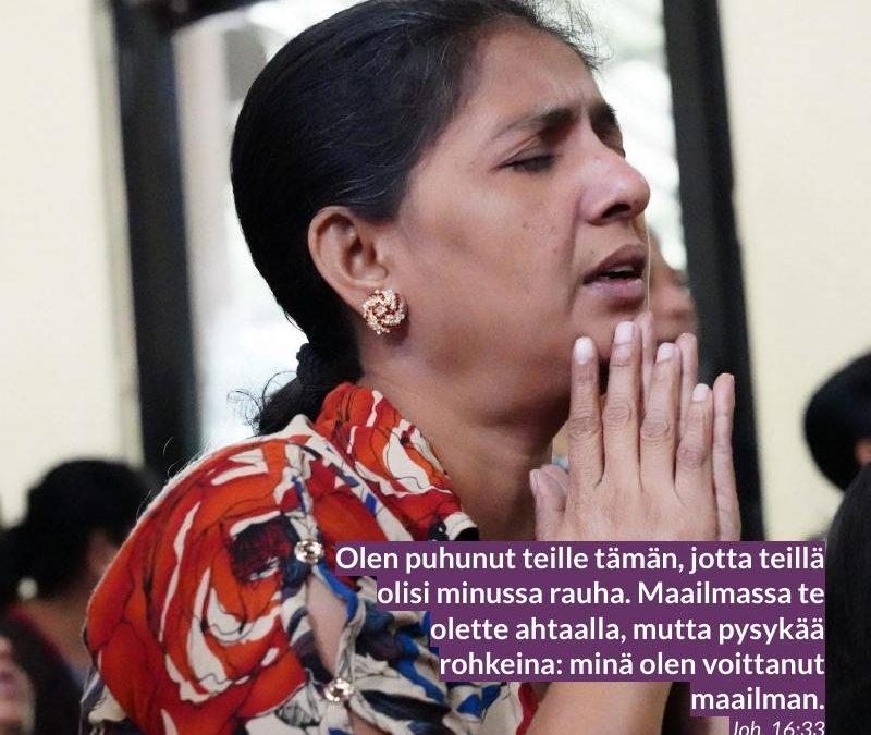 Sri Lanka rukous