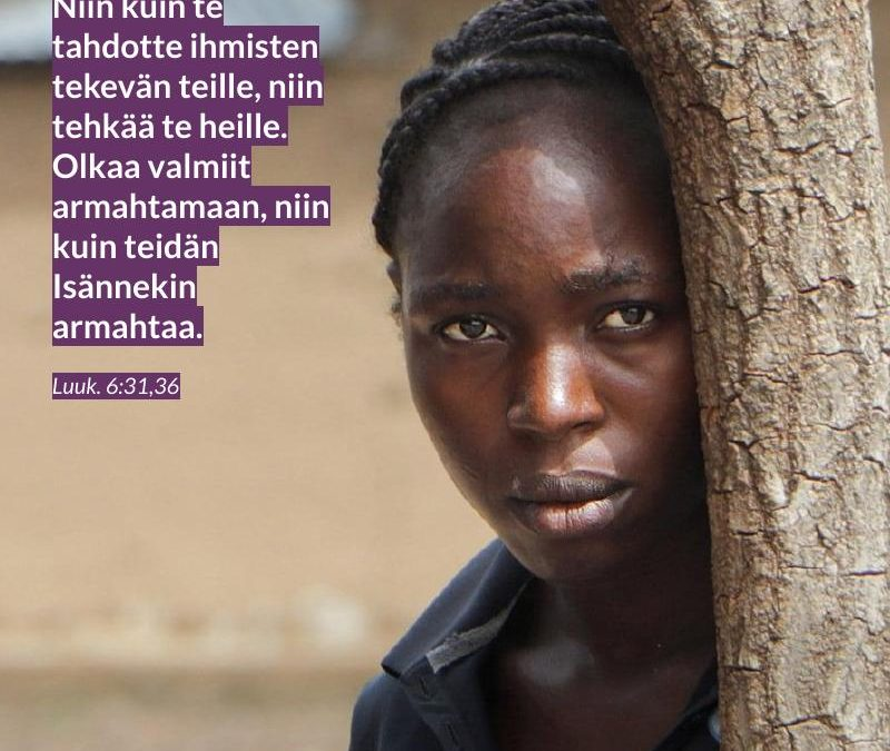 Kamerun rukous