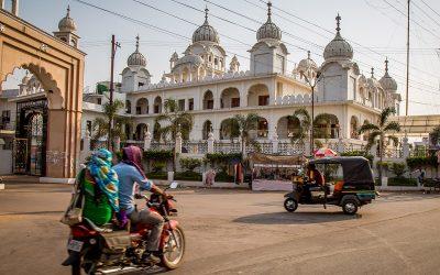 Heinäkuussa 31 päivää  rukousta Intian puolesta