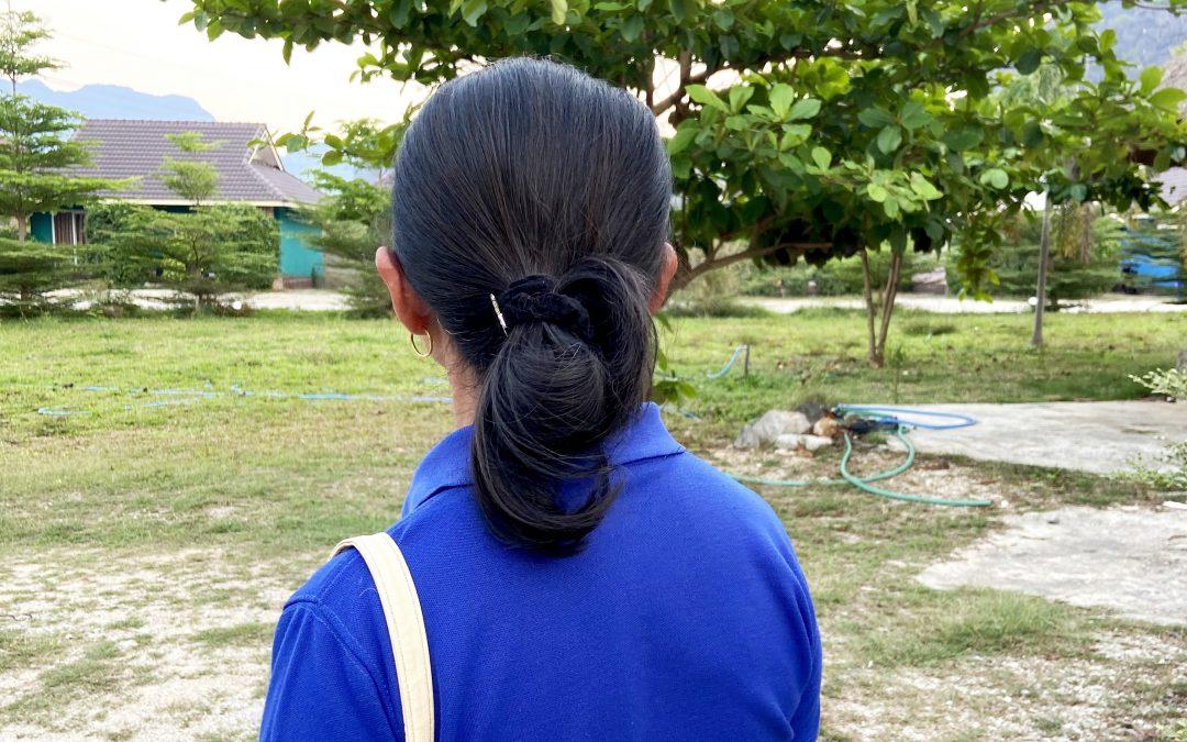 Laosissa pastori Inthyn perhe luotti Jumalaan myös vankeuden aikana