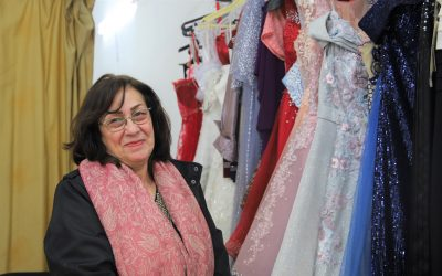 Pelkoa, rakkautta ja mekkoja – Nazek oppi selviytymään Syyrian sodan keskellä
