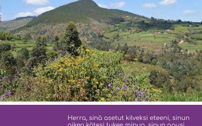 Burundi rukous