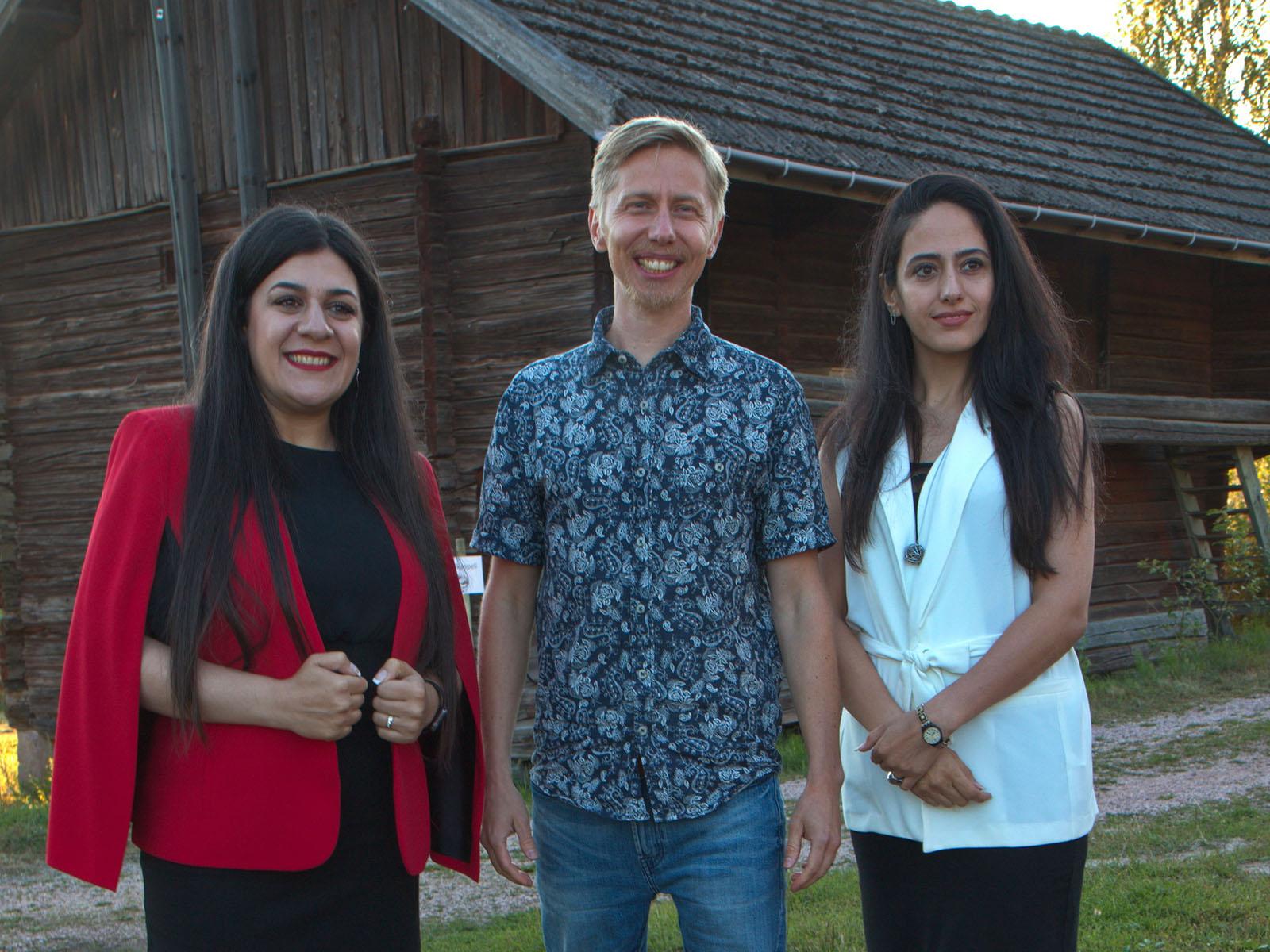 Saghar Miika ja Shirin